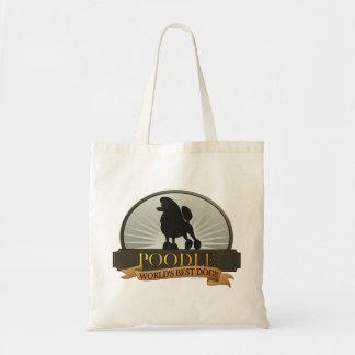 Poodle.png Canvas Bag