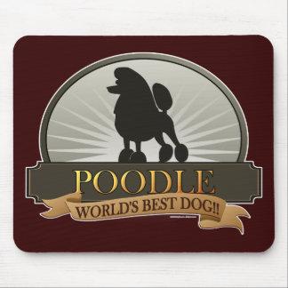 Poodle.png Mouse Pad