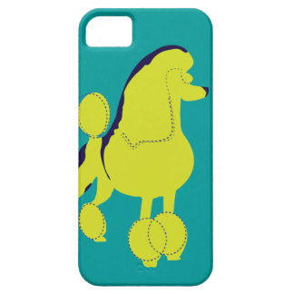 Poodle Pop Art iPhone 5 Covers