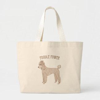 Poodle Power Bag