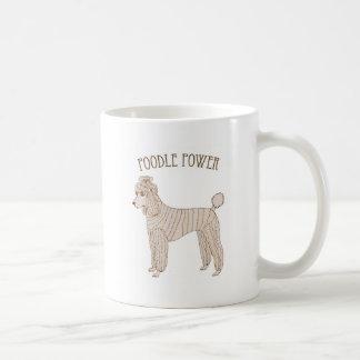 Poodle Power Mug