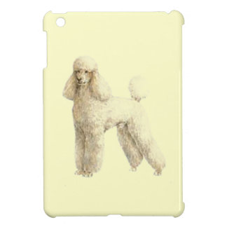 Poodle -- Puppy Clip Case For The iPad Mini