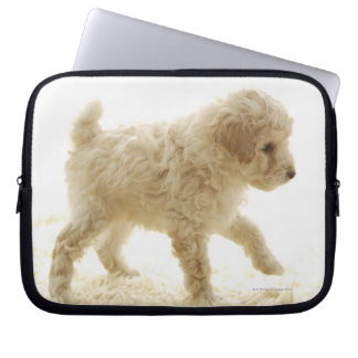 Poodle Puppy Laptop Sleeve