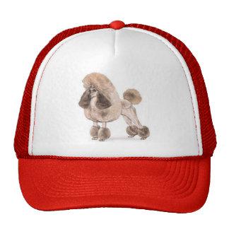 Poodle -- Show Coat Trucker Hat
