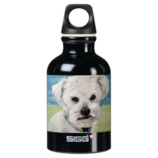 Poodle - SIGG traveler 0.3L water bottle