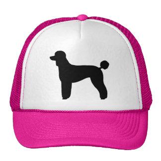 Poodle Standard Lamb Cut Hats