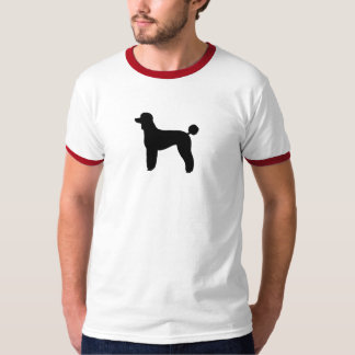 Poodle (Standard, Lamb Cut) T Shirt