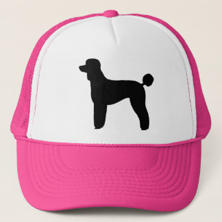 Poodle (Standard, Lamb Cut) Trucker Hat