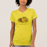 Hand shaped Poodle T-shirt
