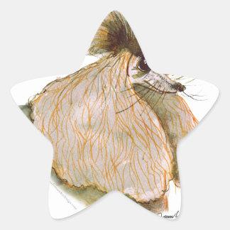 Poodle, tony fernandes star sticker