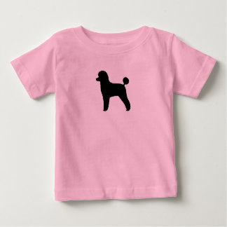Poodle (Toy, Lamb Cut) Baby T-Shirt