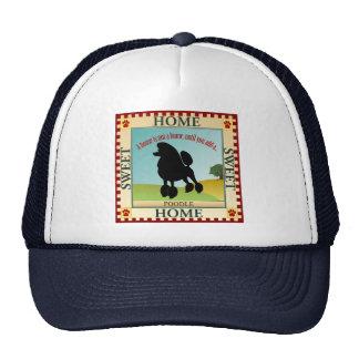 Poodle Trucker Hat