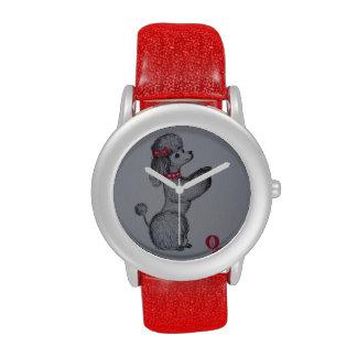 Poodle - vintage style wristwatches