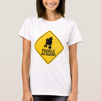 Poodle Xing T-Shirt