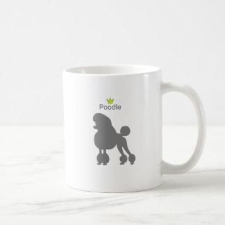 Poodleg2 5 coffee mug
