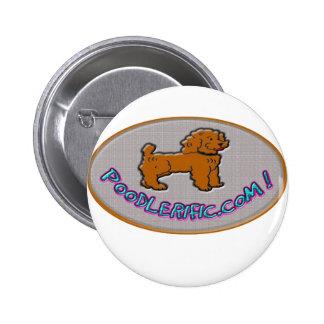 Poodlerific design buttons