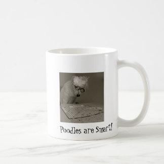 Poodles are Smart! Mug