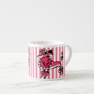 Poodles Espresso Cup