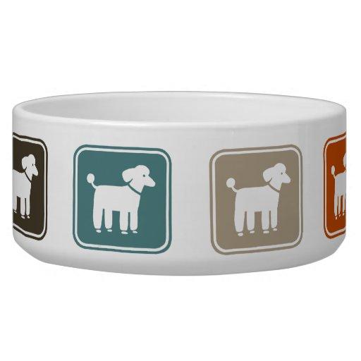 poodles_modern_design_doggie_dish_dog_bowl-rb940bb839b9a4167bf7b3a902932104b ...