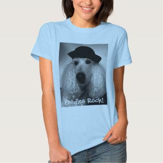 Poodles Rock! Shirt