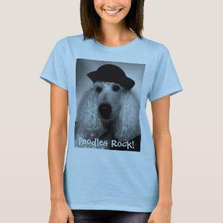 Poodles Rock! T-Shirt