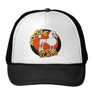 Poodles - Sass & Class Trucker Hat