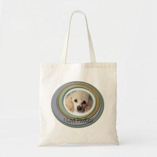 Poodles! Tote Bag