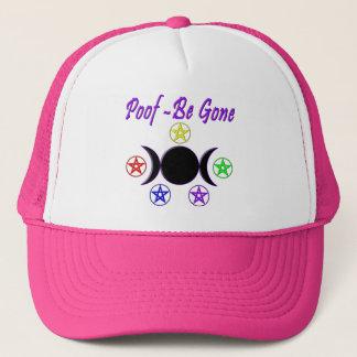 Poof - Be Gone Trucker Hat