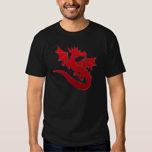 Poof el dragón mágico playeras
