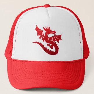 Poof The Magic Dragon Trucker Hat
