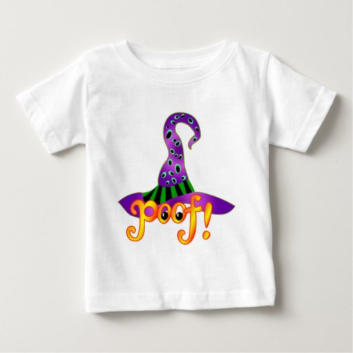 Poof Witch Hat Infant T-shirt