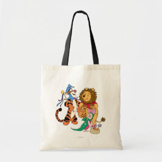 Pooh and Pals Halloween Tote Bags