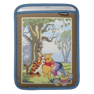 Pooh and Pals Sleeve For iPads