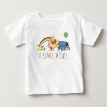 Pooh and Pals Under the Rainbow Baby T-Shirt