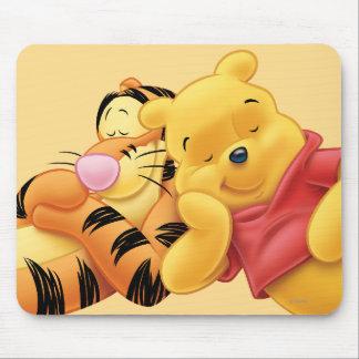 Pooh and Tigger Mouse Pad