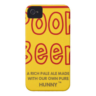 Pooh Beer iPhone 4 Cover