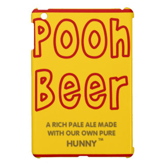 Pooh Beer Case For The iPad Mini