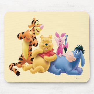 Pooh & Friends 10 Mousepads