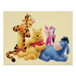 Pooh & Friends 10 Poster
