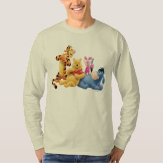Pooh & Friends 10 T Shirts