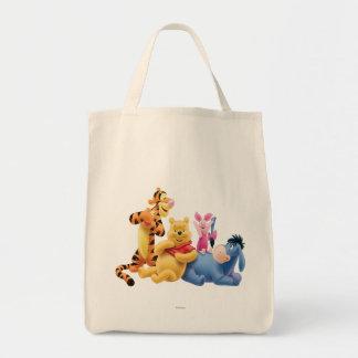 Pooh & Friends 10 Tote Bag