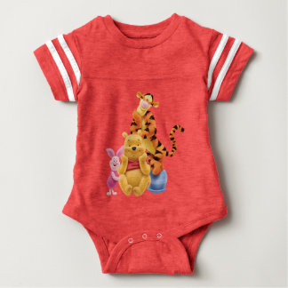 Pooh & Friends 11 Baby Bodysuit