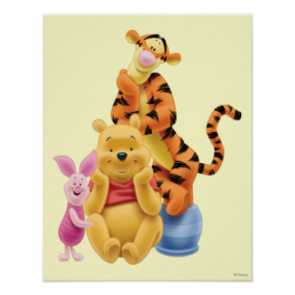 Pooh & Friends 11 Poster