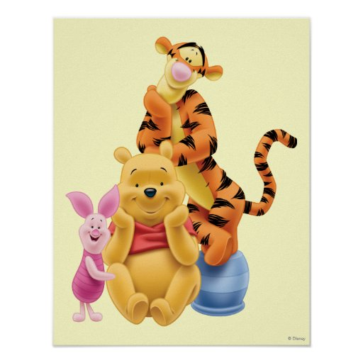 Pooh & Friends 11 Posters