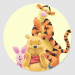 Pooh & Friends 11 Stickers