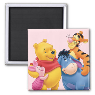 Pooh & Friends 1 Magnet