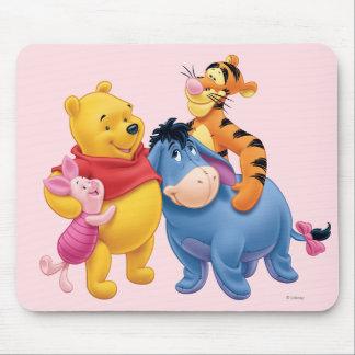 Pooh & Friends 1 Mousepads