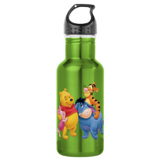 Pooh & Friends 1 Stainless Steel Water Bottle