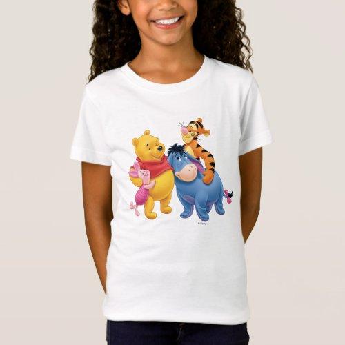 Pooh  Friends 1 T_Shirt