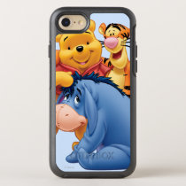 Pooh & Friends 3 OtterBox Symmetry iPhone 7 Case